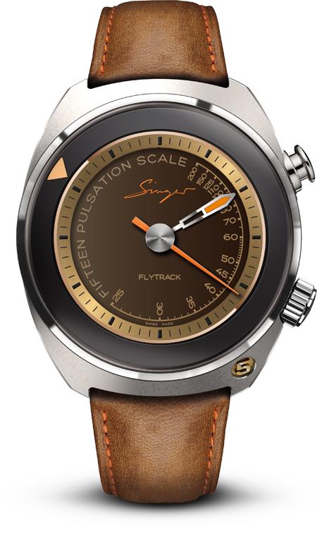 singer flytrack prime edition pulsometer