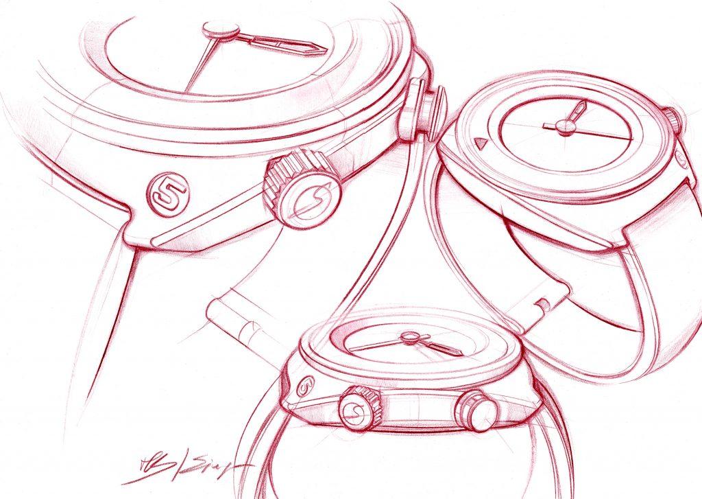 design of the singer flytrack edition
