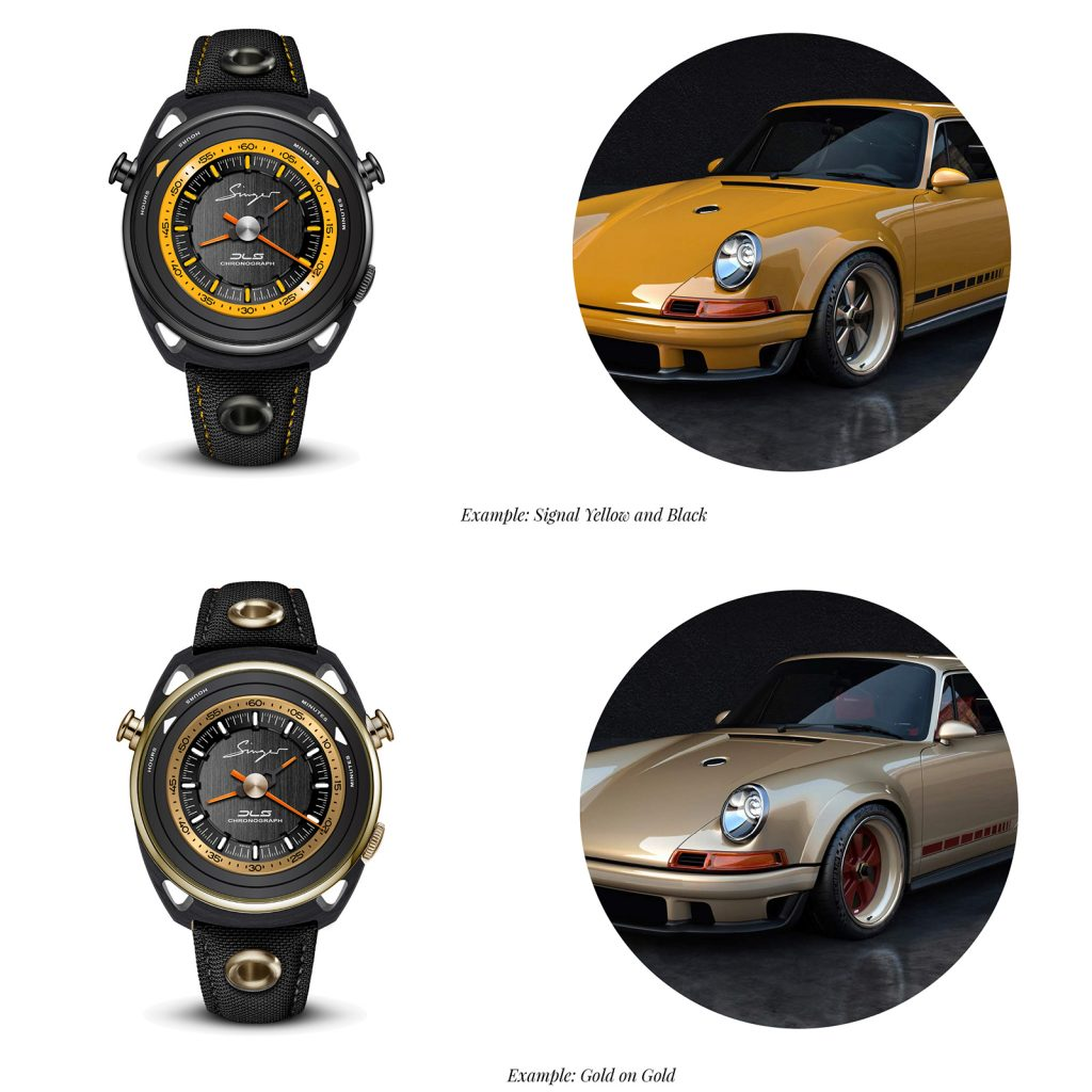 singer dls cars and watches