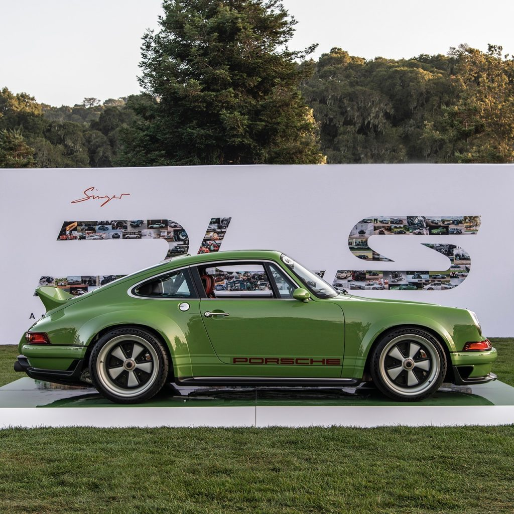 dls oxford commission at Monterey car week