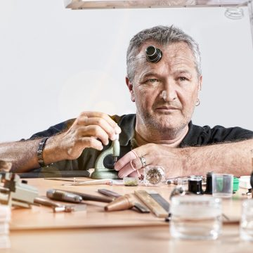 watchmaker in the manufacture